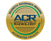 American College of Radiology Accredited Facility MRI