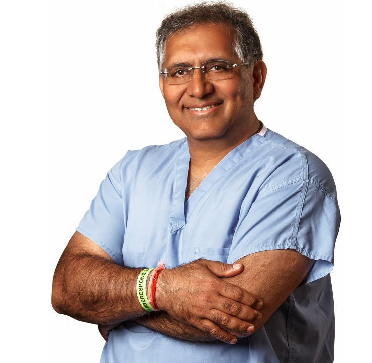 Milwaukee-area neurosurgeon Arvind Ahuja